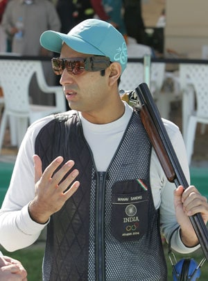 Manavjit Singh Sandhu Misses Out on Final Berth at Shooting World Championship