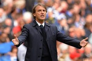 Roberto Mancini turns on City over Pellegrini reports