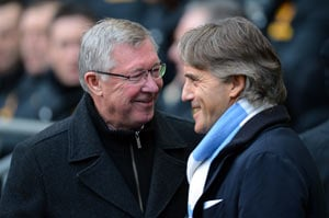 Manchester derby one of the most exciting ever for Alex Ferguson