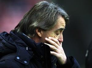 Roberto Mancini downplays Balotelli scuffle