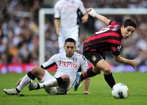 Fulham fightback frustrates City