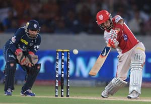 Mandeep is a prospect for India in the future: Hussey