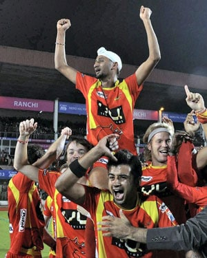 Indian hockey's roller-coaster ride in 2013