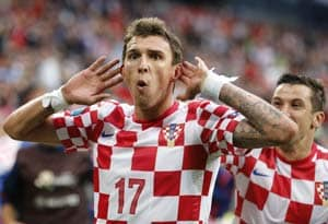 Mario Mandzukic to sign for Bayern Munich
