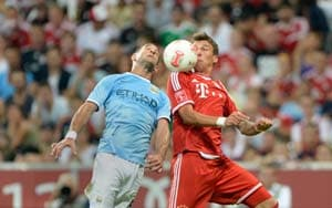 Bayern Munich bounce back to floor Manchester City