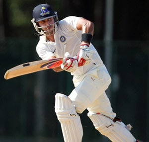 Manoj Tiwary hits ton against Australia in warm-up
