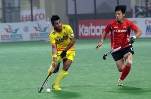 Junior hockey World Cup: India held by Korea, fail to qualify for quarter-finals