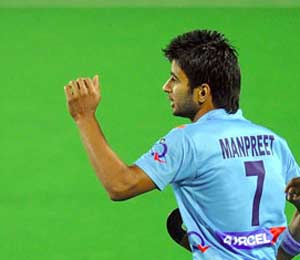 Manpreet Singh (file photo)