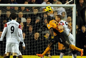 Wolves end Manchester United's unbeaten streak
