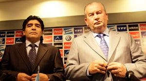 Argentina players took drugs before qualifier in 1994: Maradona