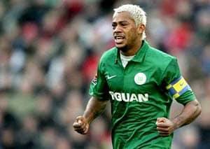 Brazilian footballer Marcelinho held for attempted rape