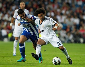 La Liga: Marcelo signs contract extension with Real Madrid