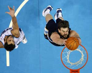Gasol leads Grizzlies past Hornets 93-87