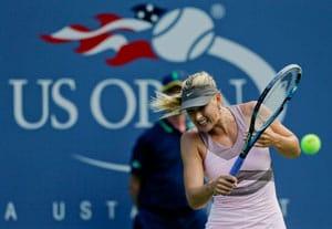 Maria Sharapova shakes off marriage talk, 'pregnancy'