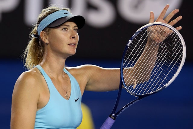 Maria Sharapova cruises into Indian Wells third round