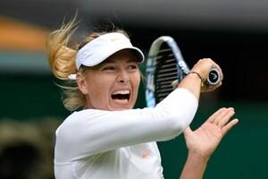 Wimbledon 2013: Maria Sharapova into second round