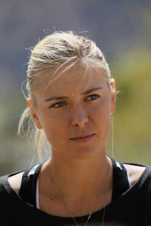 Sharapova gunning for another final at Indian Wells