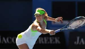 Aggression powered me past Errani: Maria Sharapova
