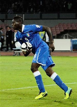 World Cup qualifier: Super Mario saves Azzurri blushes in Armenia draw