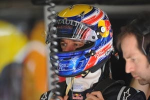 Webber tops practice, Red Bull favoured in Spain