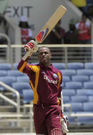 Memorable century made special by Gayle: Marlon Samuels