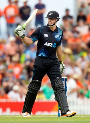 Martin Guptill leads New Zealand to 58-run win over West Indies in 4th ODI
