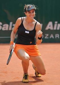 Martinez Sanchez wins Gastein Ladies title