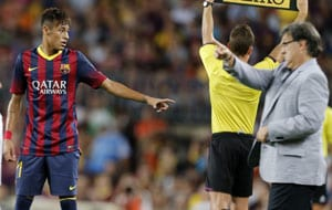 Gerardo Martino rues missed chances as Barcelona suffer successive defeats