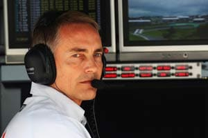 McLaren will fight on: Whitmarsh