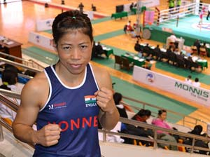 Mary Kom, L Sarita Devi win gold in Asian Boxing