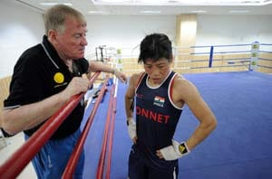 Mary Kom moves closer to Olympic berth