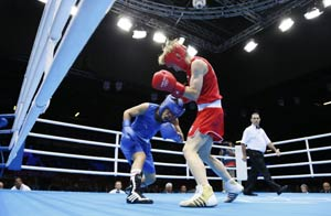 London 2012: Mary Kom slams level of refereeing