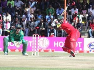 Zimbabwe shock South Africa in T20 tournament