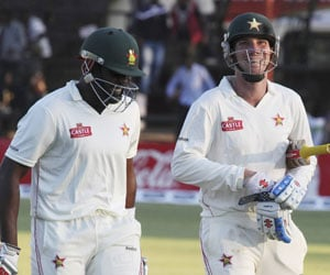 Brendan Taylor's ton boosts Zimbabwe against Bangladesh on Day 1 of 1st Test