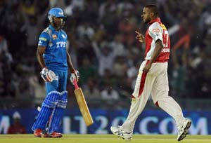 IPL 5: Mascarenhas leads Kings XI Punjab to easy win over Pune Warriors