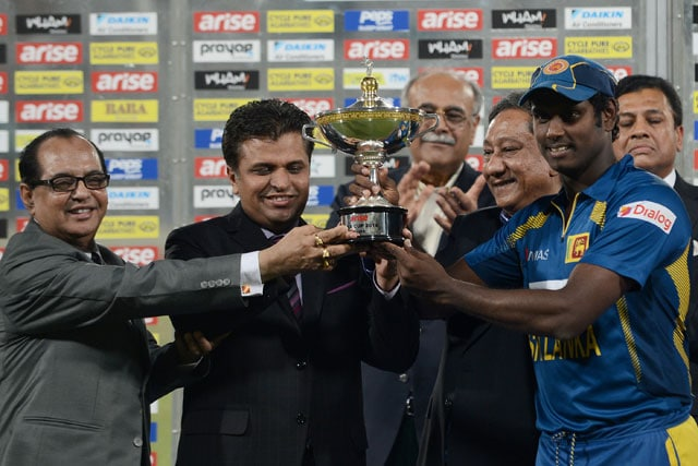 Asia Cup 2014 stats: Sri Lanka only Test team to win all ODIs in 2014
