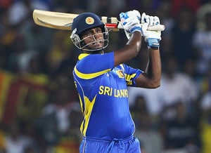 Asia Cup: India missed Mahendra Singh Dhoni, says Angelo Mathews