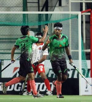 Bhopal Badshahs reign over Delhi Wizards 2-1
