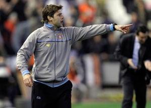 Espanyol's coach Mauricio Pochettino sacked