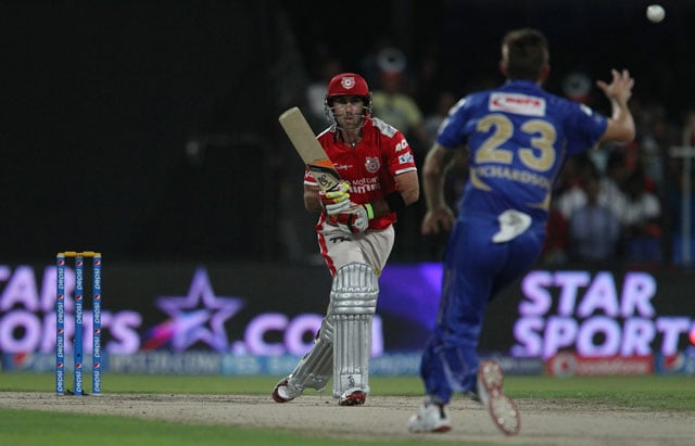 IPL 7, RR vs KXIP, Highlights: Glenn Maxwell, David Miller star in Kings XI Punjab's stunning win over RR