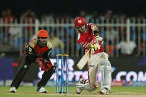 IPL 7: Glenn Maxwell, Lakshmipathy Balaji star in Kings XI Punjab's 72-run win over Sunrisers Hyderabad