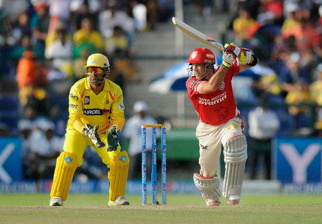 Kings XI Punjab's Glenn Maxwell says he does not feel the pressure of expectation