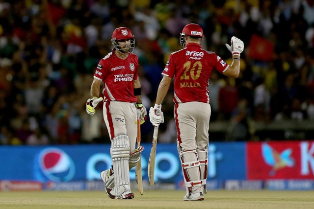 IPL 7: Kings XI Punjab and Their Big Four - Glenn Maxwell, David Miller, George Bailey and Virender Sehwag!
