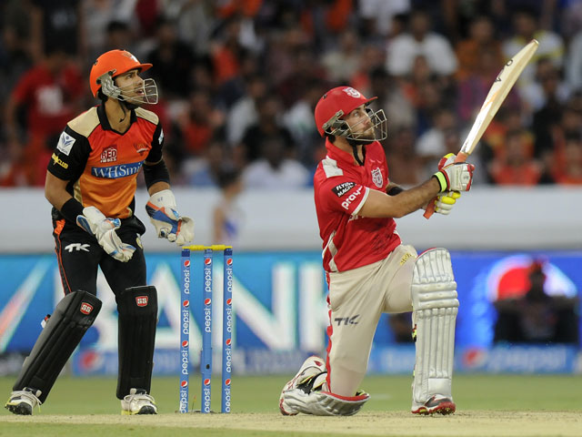 IPL 7 SRH vs KXIP, Highlights: Wriddhiman Saha, Glenn Maxwell Star in Kings XI Punjab's Six-Wicket Win to Top Table