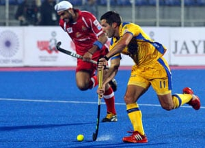 Hockey India League: Punjab Warriors register first win, beat Mumbai Magicians 5-3