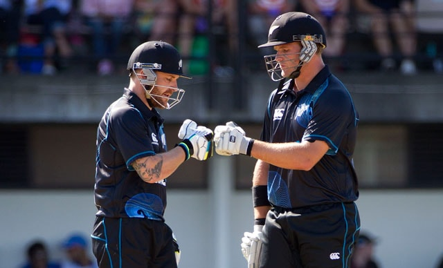 New Zealand vs India: Brendon McCullum happy to clinch 'key moments' of Hamilton ODI
