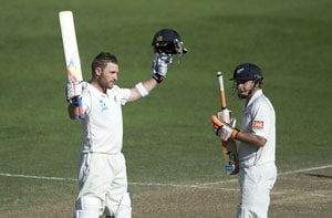 2nd Test: Brendon McCullum's rearguard ton keeps New Zealand afloat on Day 3