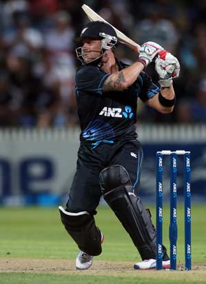 1st ODI: New Zealand vs England, Statistical highlights