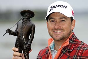 Graeme McDowell wins in playoff at RBC Heritage golf