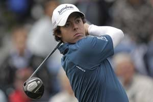 Rory McIlroy shrugs off advice from Nick Faldo
